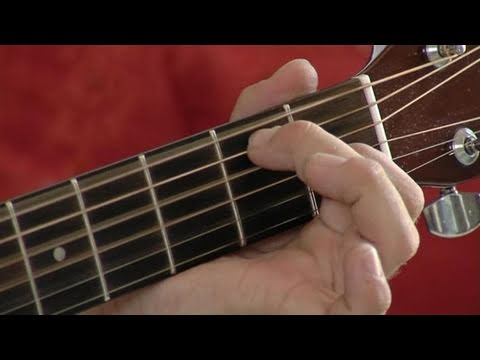E7 Akkord Gitarre, E7 Gitarrenakkord lernen