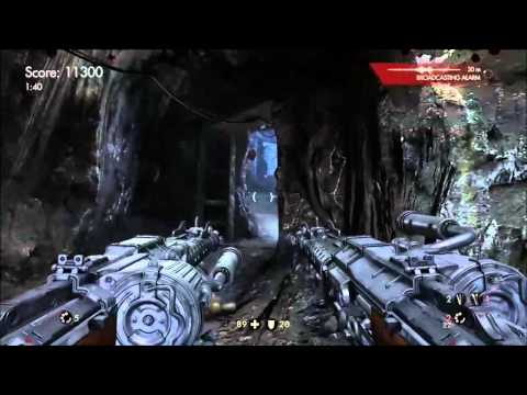 Wolfenstein The Old Blood - Caves Combat Master