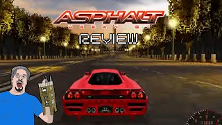 Asphalt: Urban GT Review (DS)