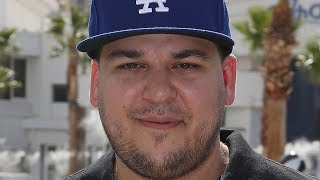 Rob Kardashian's Dramatic Weight Loss Transformation
