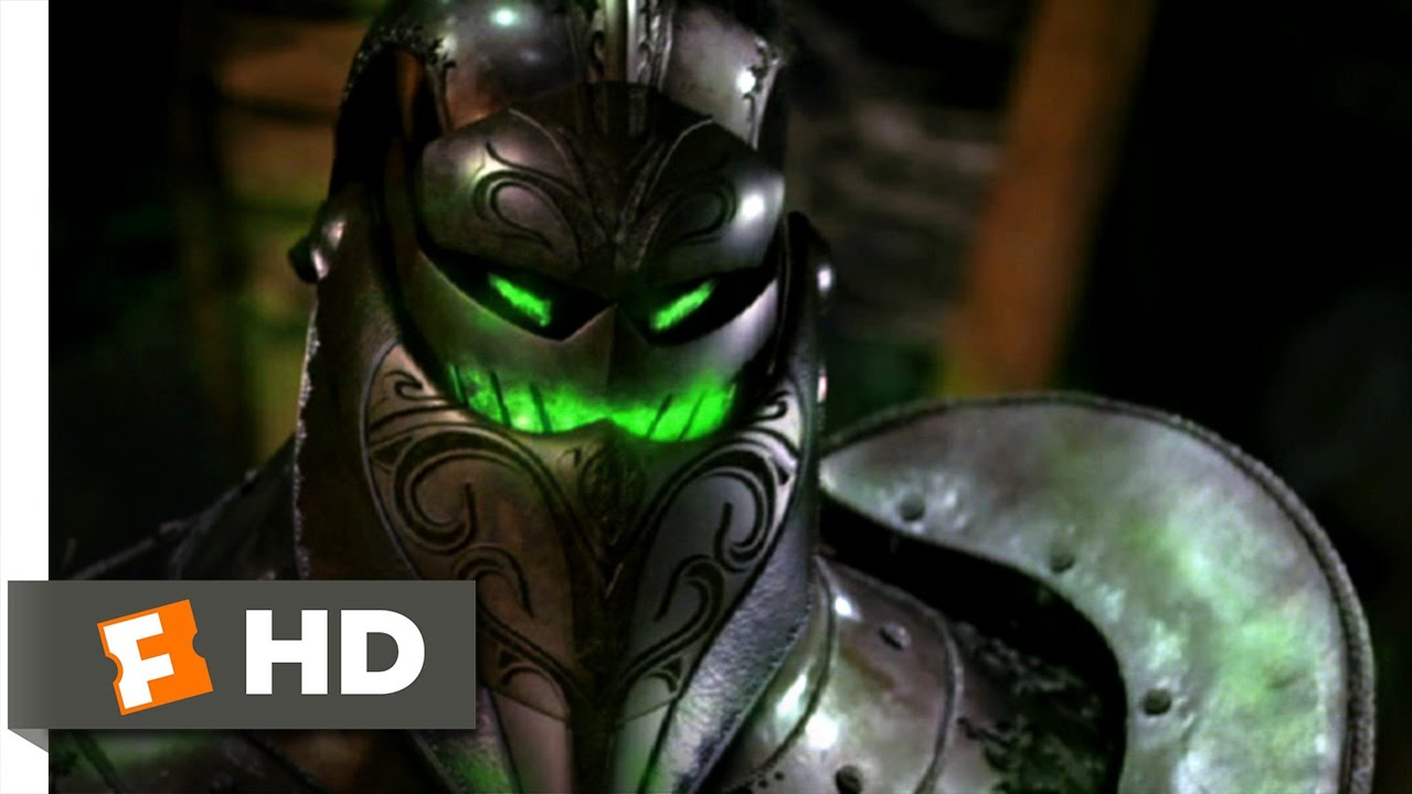 Scooby Doo 2 Monsters Unleashed 3 10 Movie Clip The Return Of The Black Knight Ghost 2004 Hd Youtube