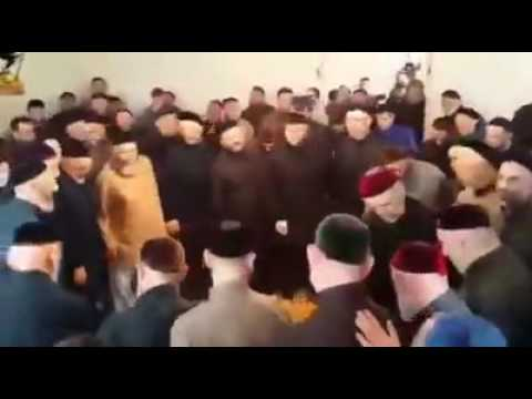 الصوفية في الشيشان Chechen Dance