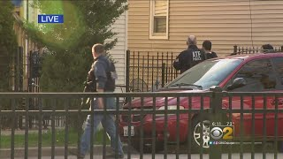 Raid In Manhunt for ATF Agent Shooter