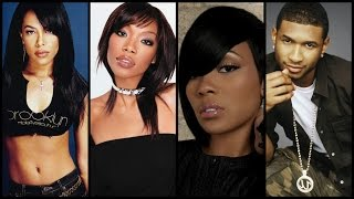 (PARODY) The Legends Panel | Aaliyah, Brandy, Monica, & Usher (Part Two)
