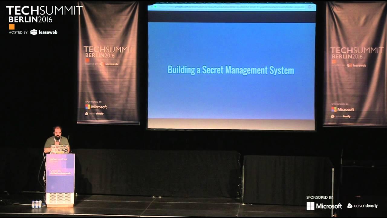 Top resources for cloud-native secrets management | TechBeacon