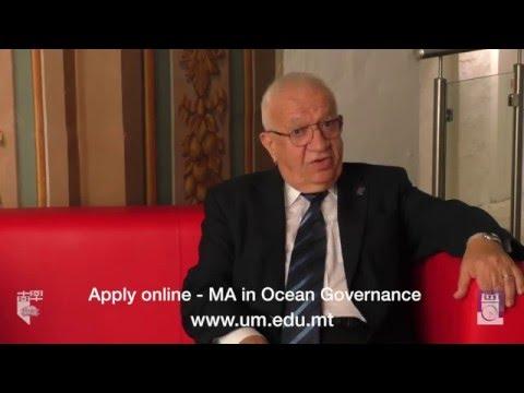 Dr.Awni Behnam - Hon. President International Ocean Institute (IOI)