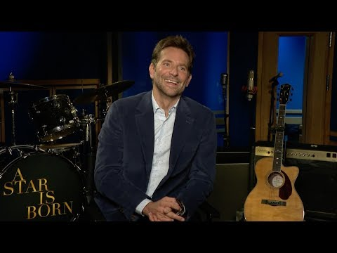 A Star Is Born – Bradley Cooper Talks Vulnerable Masculinity, Casting Lady Gaga, And Drag Queens