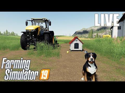 Farming Simulator 19 - XXL Community Livestream