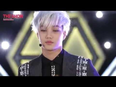 140610 EXO KAI - Overdose, The Show (Want U Cam) solo shot [DL link]