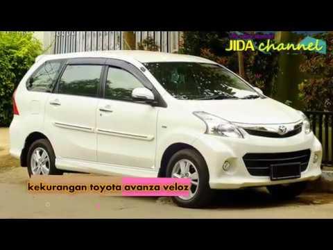 Kelemahan Grand New Veloz 1.5 Tipe Kekurangan Toyota Avanza Youtube