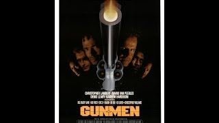 Gunmen (1994) Christopher Lambert Mario Van Peeble
