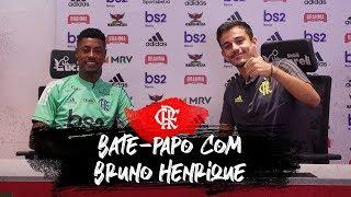 Bate-papo com Bruno Henrique