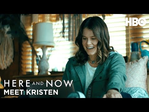 Meet Kristen (Sosie Bacon)   Here And Now   HBO
