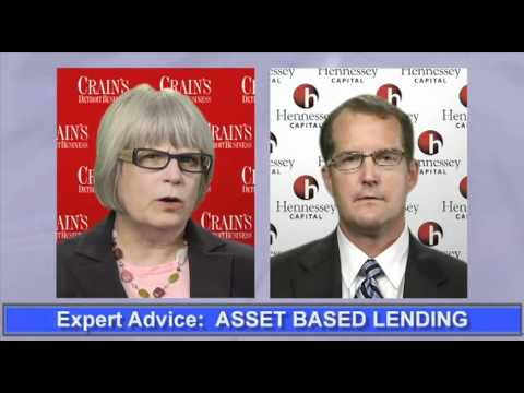 Hennessey Capital Expert Discussion Asset Based Lending 919