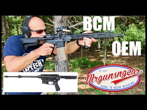 BCM Lightweight RECCE OEM Mid-Length AR-15: The Best OEM Rifle?