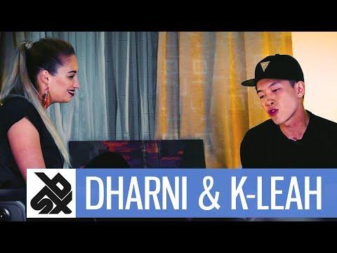 DHARNI & K-LEAH | The Internet - Special Affair Beatbox Cover