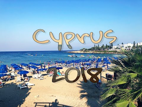 Cyprus 2018  | GoPro Video | Trip | Holiday | Surf | Beach | Diving