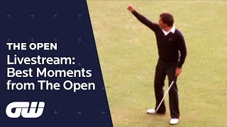 The Open: Best Ever Moments! | 24/7 Livestream