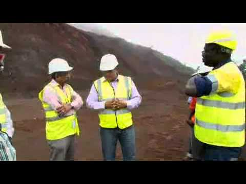 The story of ArcelorMittal in Liberia