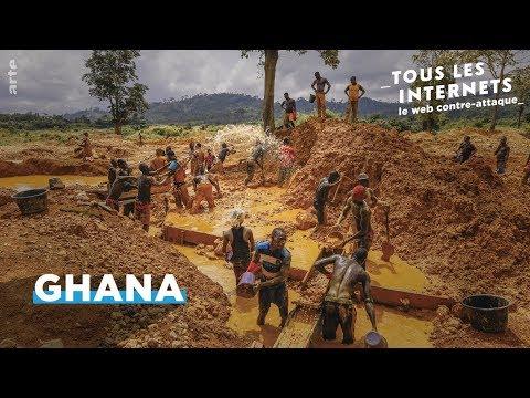 La Chine-Afrique ne fait pas rire les Chinois – Tous les internets – ARTE