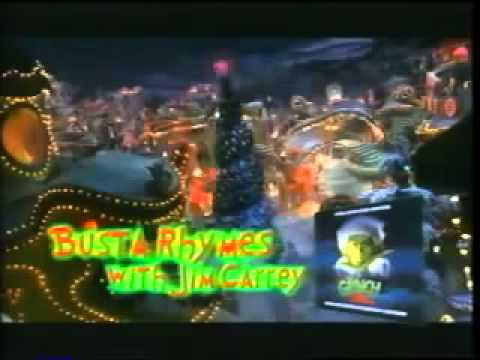 How The Grinch Stole Christmas 2000 Vhs.Opening To How The Grinch Stole Christmas 2001 Vhs