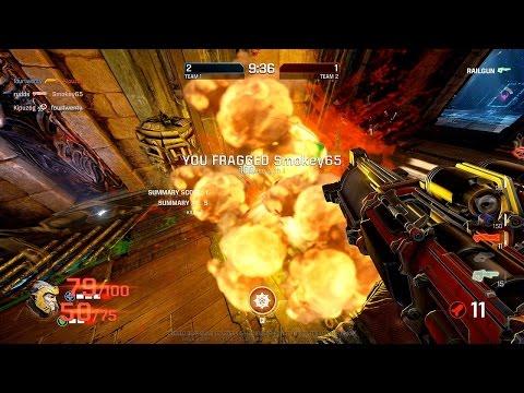 Quake Champions: Unfinished 04/28/2017
