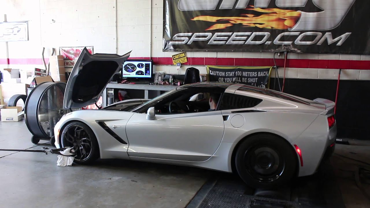 434HP C7 with just a Halltech intake and weaponX ported TB