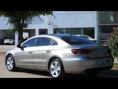 Used 2015 Volkswagen CC Dallas TX Garland, TX #P7591 - SOLD