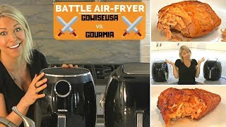 Air Fryer Battle: GoWise USA vs. Gourmia