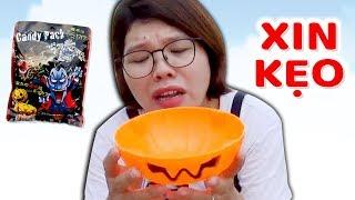 Người Chị Ăn Mày - Candy Monsters Halloween ❤Susi kids TV❤