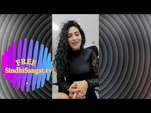 Simran Ahuja Launches SindhiSangat.tv