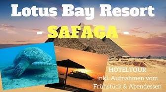 HOTELTOUR ÄGYPTEN Lotus Bay Resort Safaga 2018 I Egypt I Beach I Scuba I Pink Up Now I Amazing