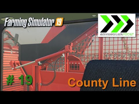 County Line Let's Play #19 - Sugar Beet Harvest