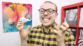 KIDS SEE GHOSTS - Self-Titled ALBUM REVIEW