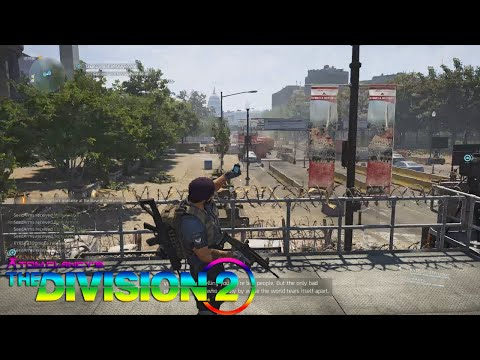 The Division 2 Gameplay With Speedy and Side!