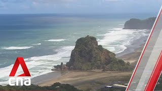 New Zealand quakes: Tsunami warnings downgraded