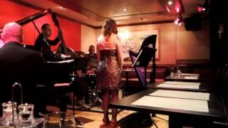 Laura Campisi Quartet Live at Kitano (NYC) - San Diego Serenade