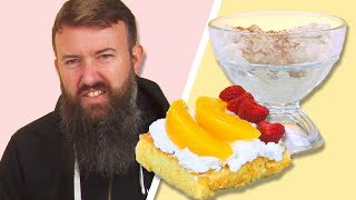 Irish People Taste Test Mexican Desserts