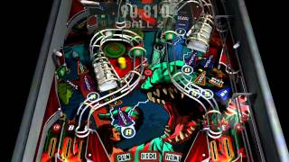 Pure Pinball (iOS) on AirPlay Hands-On Gameplay Video
