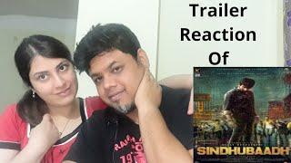 #Sindhubaadh #VijaySethupathi Sindhubaadh Teaser #Reaction  Foreigner VS Indian Reaction