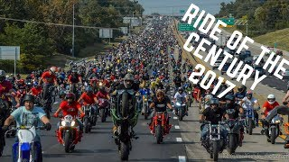 Ride of the Century 2017...pt1