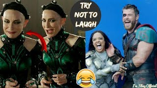 Thor: Ragnarok Hilarious Bloopers and Gag Reel - Full Outtakes 2018 streaming