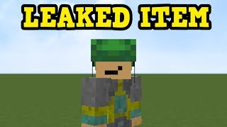 Minecraft 1.13 - TURTLE HELMET LEAKED by Accident!