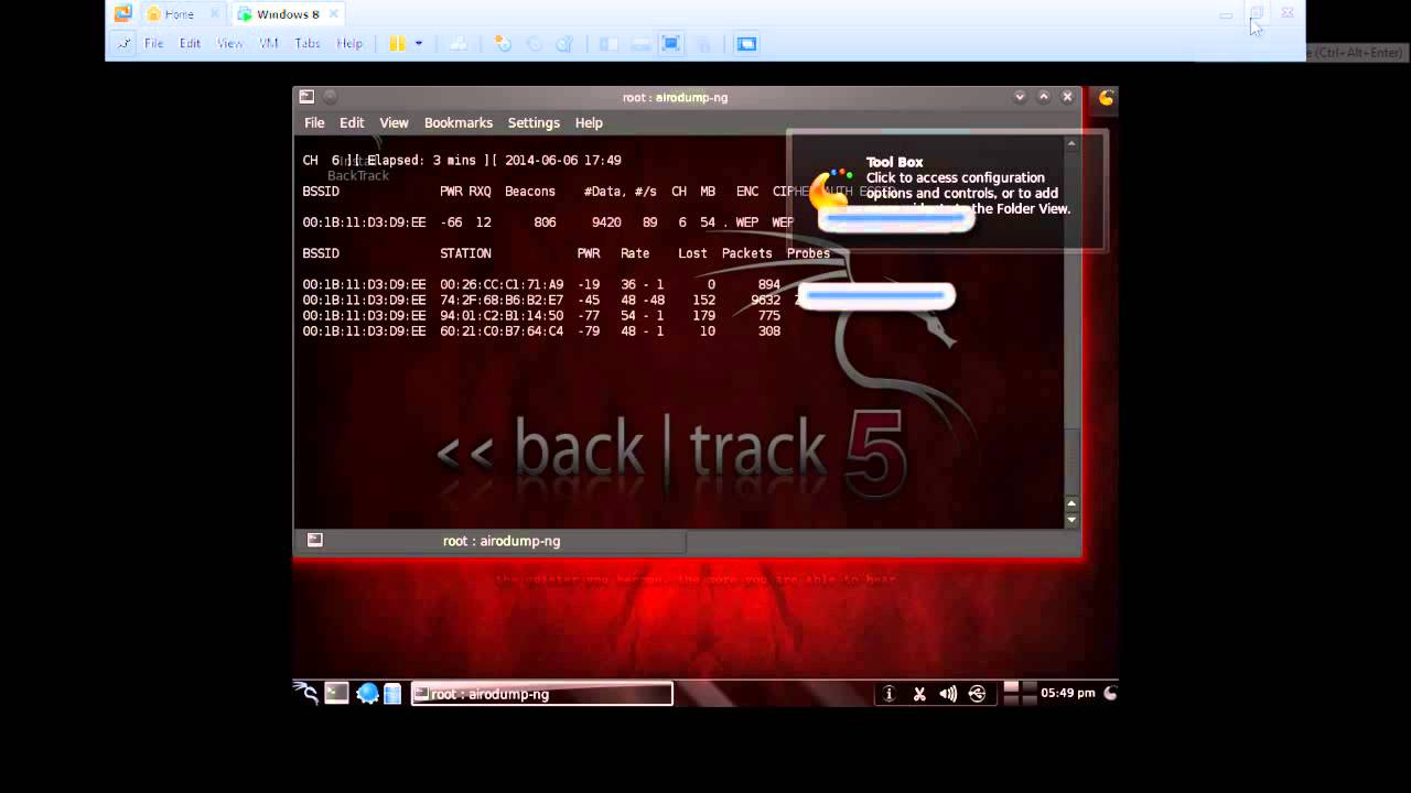 Hack wifi by Smile