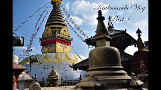 Family Trip To Kathmandu | Swayambhunath Stupa | Day 1 | Nepal Vlog | ubmuse |