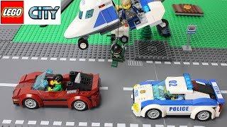 Машинки-Лего-Мультик-про-полицейское-преследование-Новые-серии-лего-сити-2017-police-cars-chase