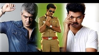 not only ajiths punch dialogue vijays dialogue also in sivakarthikeyans kakki sattai