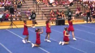 Jurupa Mammoths Junior Midgets Cheer Team