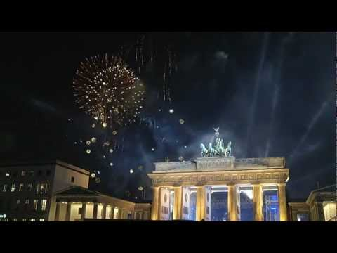 how to write happy new year in german