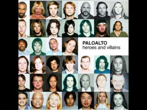 Paloalto - Heroes And Villains (Full Album)